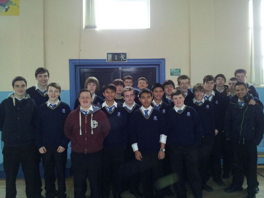 Marian College Transition Year 2012 -